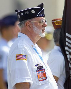 veterans retirement pension