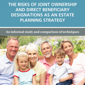 Risks of Joint Tenancy and TOD width=